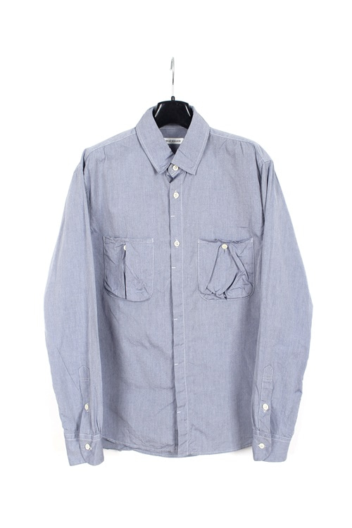 Urban Research cotton shirt (M~L) (made in japan)