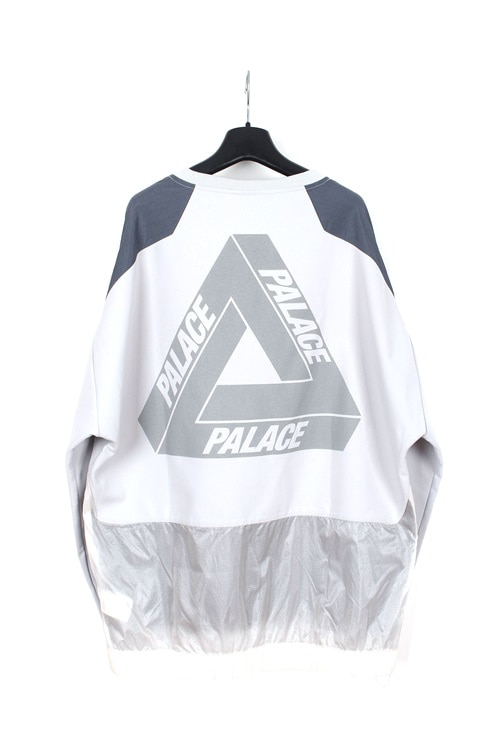 Palace Skate Boards x Adidas warmup slive (L~XL)