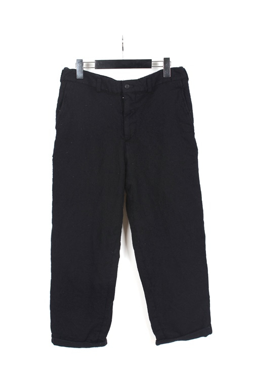 Comme des Garcons homme heavy wool slacks pants (30) (made in japan)