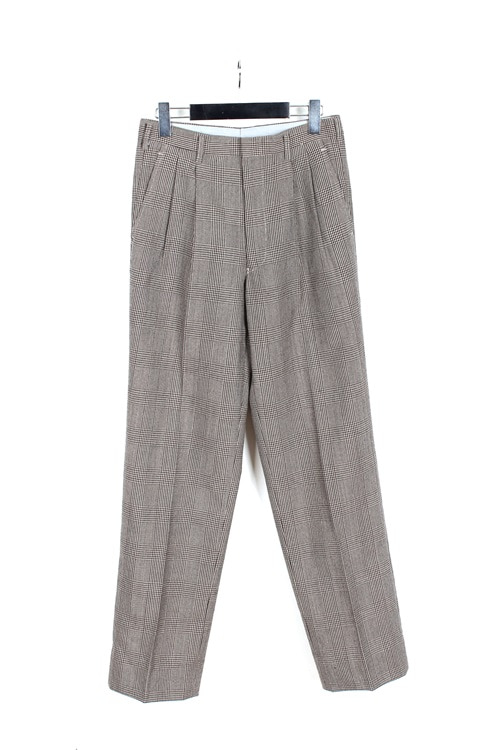 Used hownd tooth check slacks pants (30)