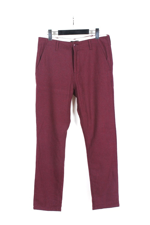 Ciao Panic wool stright pants (32)