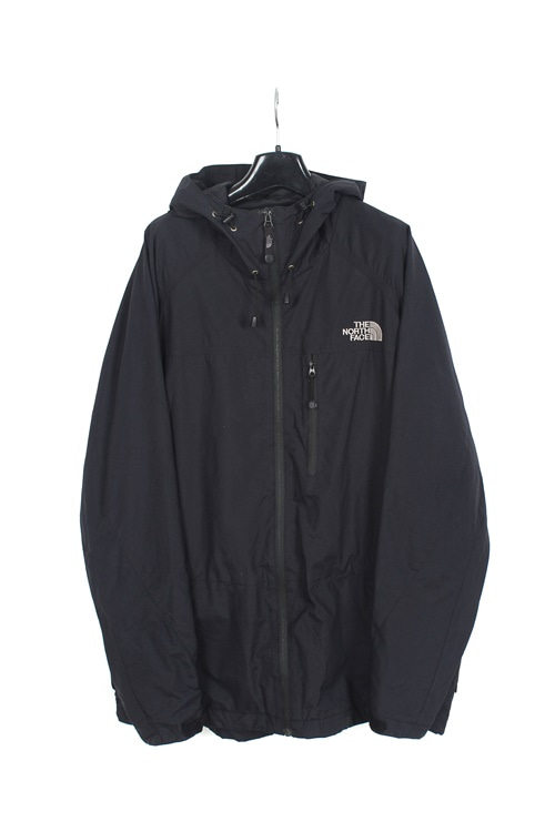 The North Face navy wind jaket (XL)