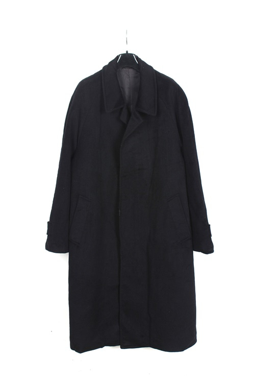 Pierre Balmain puar cashmere raglan single long coat (M~L) (made in italy)