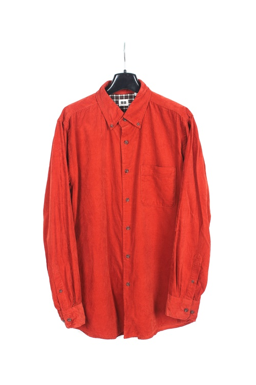 Uniqlo coduroy shirt (L)