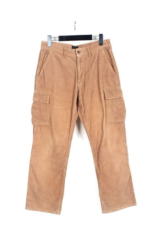 Beams coduroy cago pants (made in japan) (30~31)