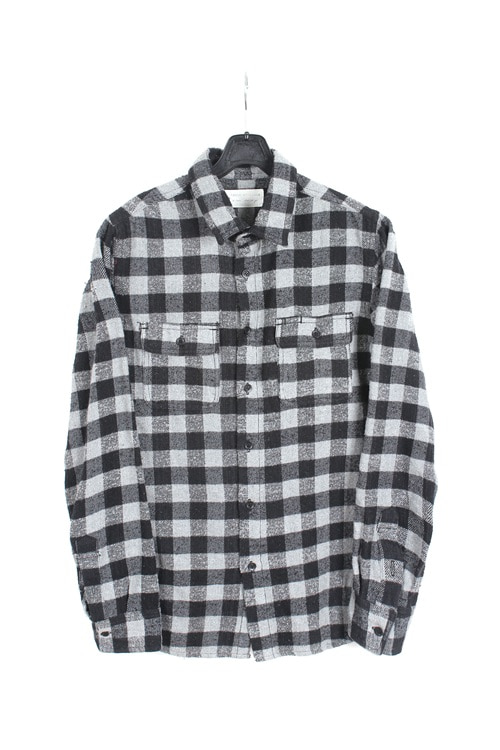 Urban Reserch flannel check shirt (S~M)