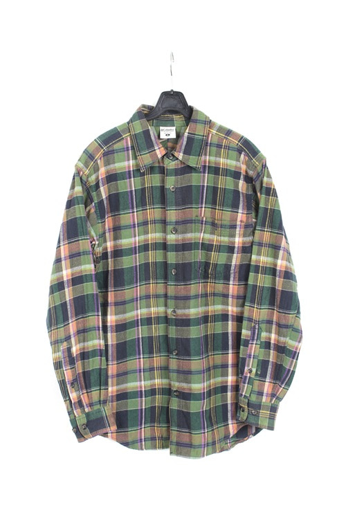 Columbia cotton check shirt (M)