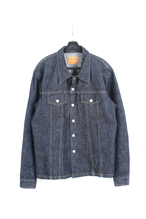 Helmut Lang salvage denim jaket (M~L) (made in italy)