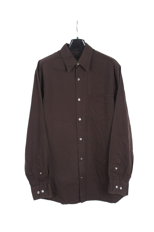 DKNY cotton shirt (M~L)