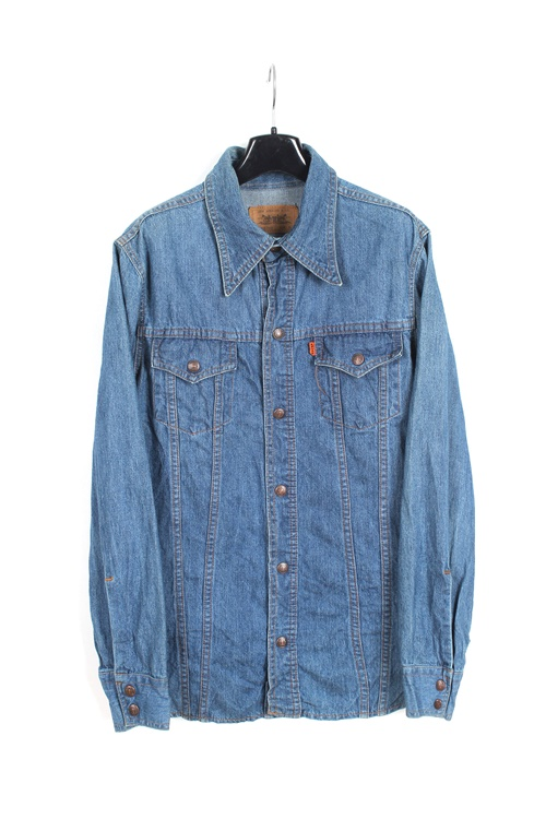 Levi's denim shirt (XL) (Womens Item)