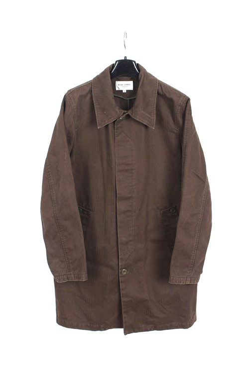 United Arrows cotton single coat (S~M) (made in japan)