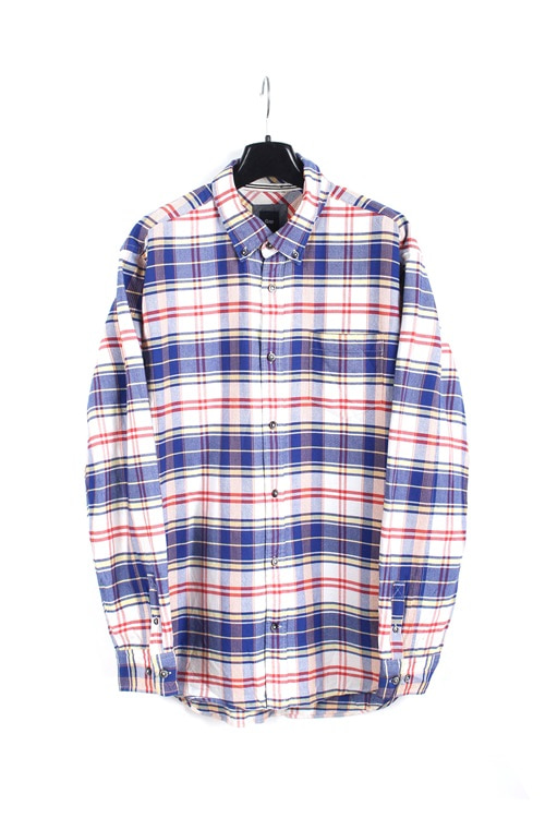 Gap cotton check shirt (L)