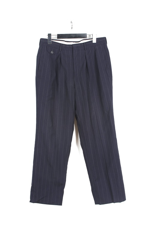 Ralph Lauren pinstripe slacks pants (32)