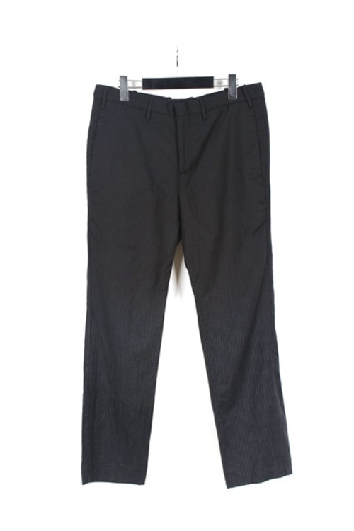 Neil Barret pin stripe slacks pants (32~33) (made in italy)