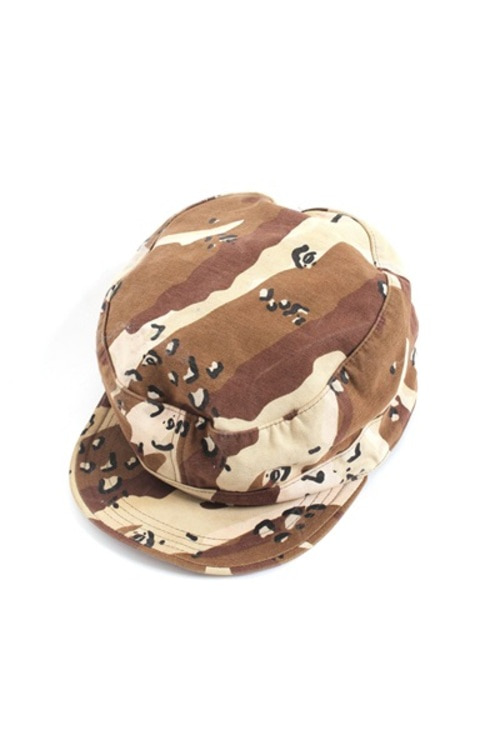 A Bathing Ape camo work cap (made in japan) (free)