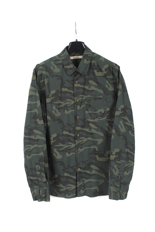 Global Work camo pattern shirt (M)