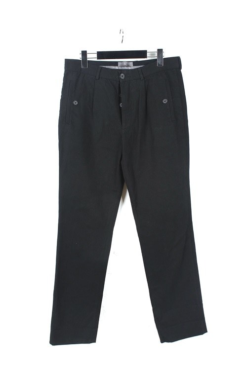 Alexsander Mcqueen cotton chino pants (32) (made in italy)