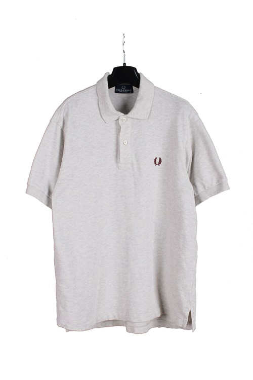 Fred Perry 1/2 pk tee (M~L)