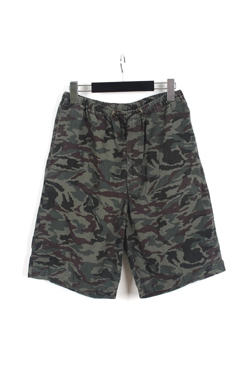 Power to the People cotton camo pants (M)